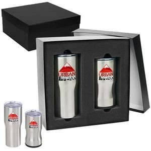 Urban Peak� Gift Set (20oz/3-in-1 Insulator)